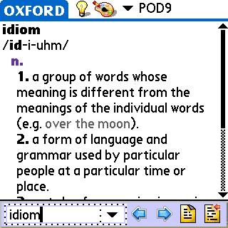 Can you give some English idioms and their meanings